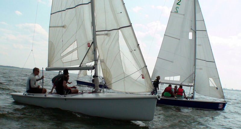 Marinero SB20 Racing Day