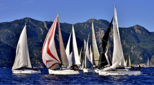 Регата Göcek Race Week